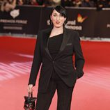 Rossy de Palma en la alfombra roja de los Premios Feroz 2014