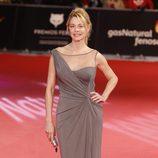 Belén Rueda en la alfombra roja de los Premios Feroz 2014