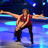 Colate bailando en la primera gala de '¡Mira quién baila!'