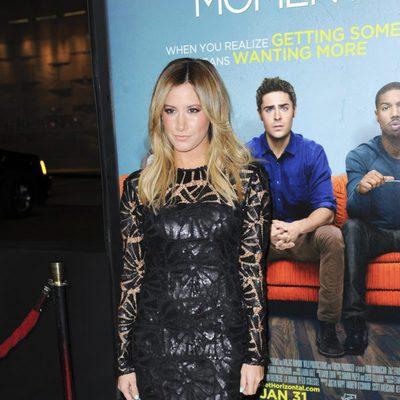 Ashley Tisdale en el estreno de 'That Awkward Moment'