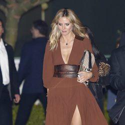 Heidi Klum, triste y cabizbaja tras su ruptura con Martin Kirsten