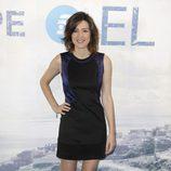 Sandra Barneda en el estreno de la serie 'El Príncipe'