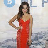 Hiba Abouk en el estreno de la serie 'El Príncipe'