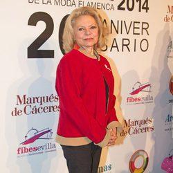 Mayra Gómez Kemp en el SIMOF 2014