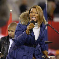 Queen Latifah en la Super Bowl 2014