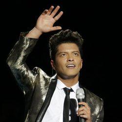 Bruno Mars en la Super Bowl 2014