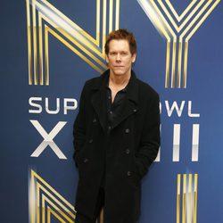Kevin Bacon en la Super Bowl 2014