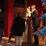 Pierre Casiraghi y Beatrice Borromeo en la boda de Andrea Casiraghi y Tatiana Santo Domingo
