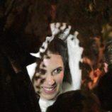Tatiana Santo Domingo en su boda religiosa con Andrea Casiraghi
