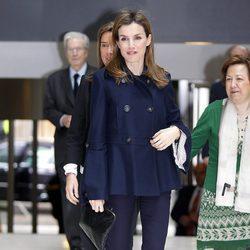 La Princesa Letizia en la III edición del Foro Contra el Cáncer