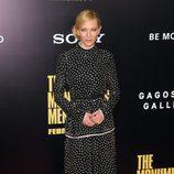 Cate Blanchett en el estreno de 'Monuments Men' en Nueva York