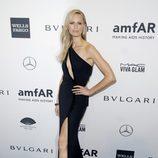 Karolina Kurkova en la gala amfAR 2014 de Nueva York