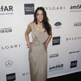 Michelle Rodriguez en la gala amfaAR 2014 de Nueva York