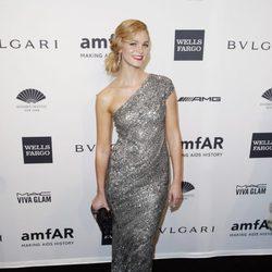 Erin Heatherton en la gala amfAR 2014 de Nueva York