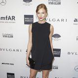 Karlie Kloss en la gala amfAR 2014 de Nueva York