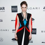 Coco Rocha en la gala amfAR 2014 de Nueva York