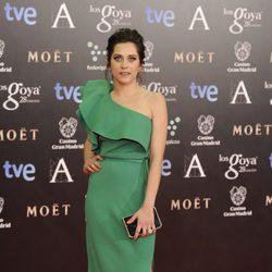 María León en los Goya 2014