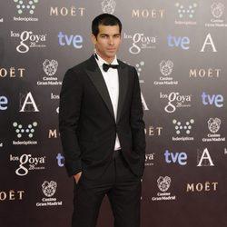 Rubén Cortada en los Premios Goya 2014