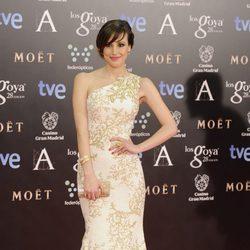 Natalia de Molina en los Premios Goya 2014