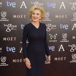 Marisa Paredes en los Premios Goya 2014