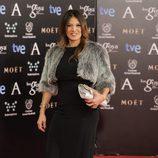 Ivonne Reyes en los Premios Goya 2014