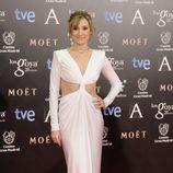 Nathalie Poza en los Premios Goya 2014