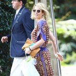 Chelsea Handler en el baby shower de Gwen Stefani