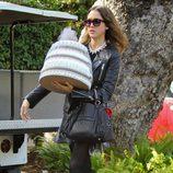 Jessica Alba en el baby shower de Gwen Stefani