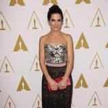 Sandra Bullock en el almuerzo de los nominados a los Oscar 2014