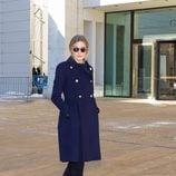 Olivia Palermo en la Semana de la Moda de Nueva York 2014