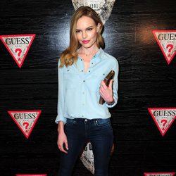 Kate Bosworth en la Semana de la Moda de Nueva York 2014