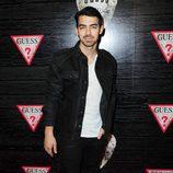 Joe Jonas en la Semana de la Moda de Nueva York 2014