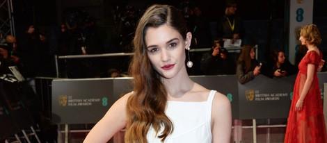 Sai Bennett en los Premios BAFTA 2014
