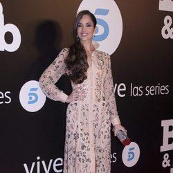 Lorena van Heerde en el estreno de 'B&B, de boca en boca'