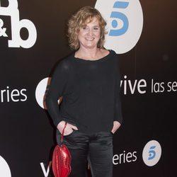 Ana Wagener en el estreno de 'B&B, de boca en boca'
