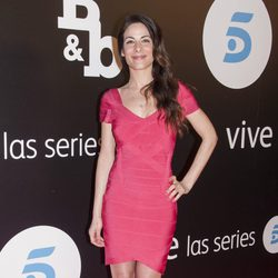 Raquel Quintana en el estreno de 'B&B, de boca en boca'
