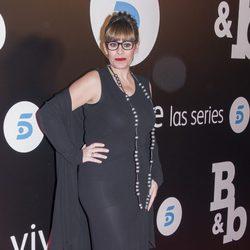 Neus Sanz en el estreno de 'B&B, de boca en boca'