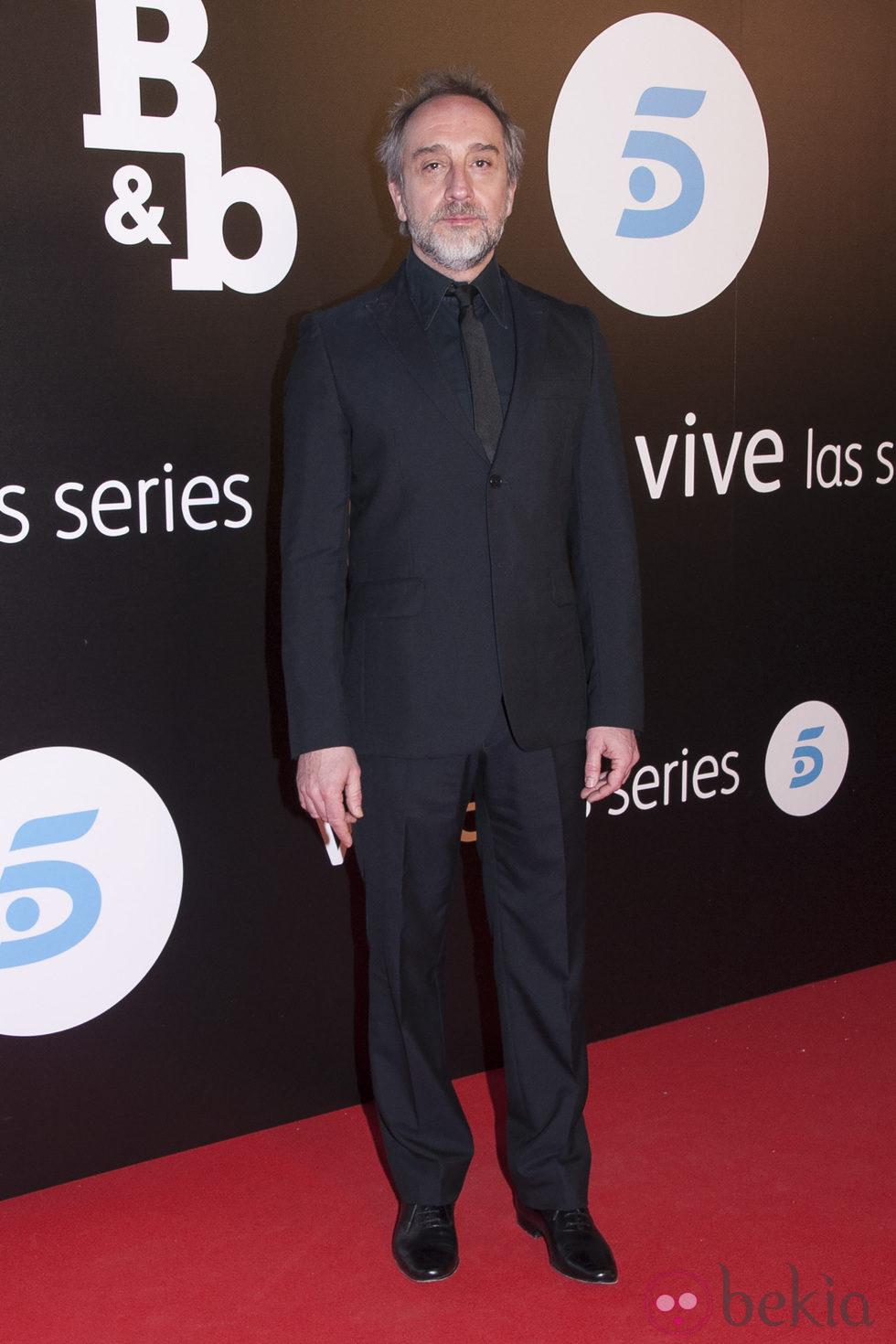 Gonzalo de Castro en el estreno de 'B&B, de boca en boca'