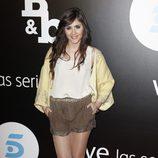 Lucía Ramos en el estreno de 'B&B, de boca en boca'