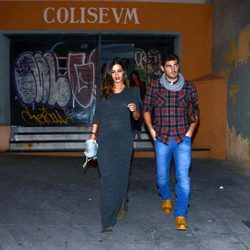 Sara Carbonero pasea embarazo por Madrid con Iker Casillas