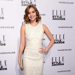 Arizona Muse en los Elle Style Awards 2014