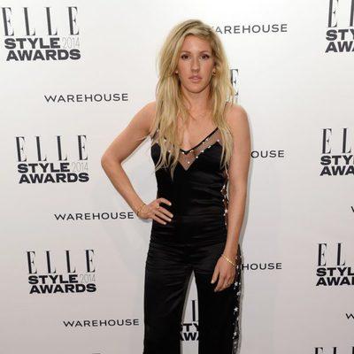 Ellie Goulding en los Elle Style Awards 2014