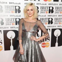 Fearne Cotton en los Brit Awards 2014