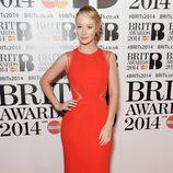 Iggy Azalea en los Brit Awards 2014