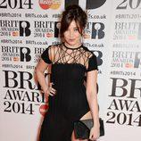 Daisy Lowe en los Brit Awards 2014