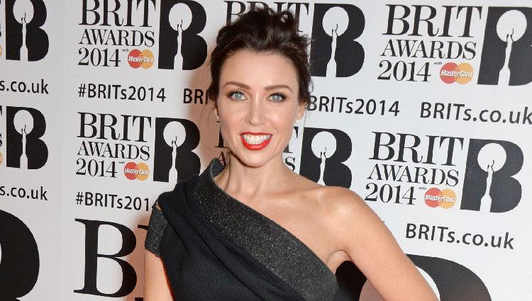 Dannii Minogue en los Brit Awards 2014