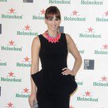 Helen Lindes en el cóctel previo a la inauguración de ARCO 2014