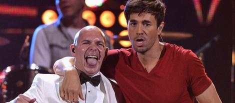 Pitbull y Enrique Iglesias vuelven a unir fuerzas en el ...
