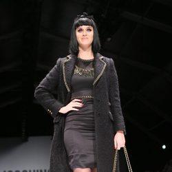 Katy Perry en el desfile de Moschino en la Milán Fashion Week 2014