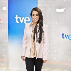 Ruth Lorenzo presentada como representante de España en Eurovisión 2014